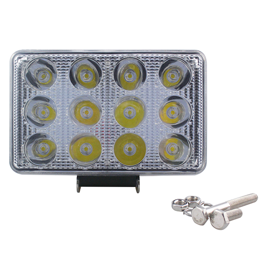 Factory wholesale price 36w led work light 7inch led work light