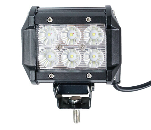 4 inch 18w CREE led light bar