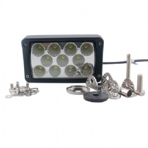 7 Inch 33W LED Work Light for jeep truck, agricultural, machine, heavy duty, boat, marine