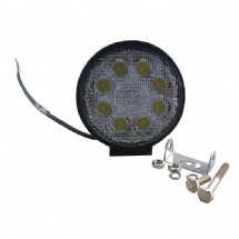 5 inch auto car led 24w round led work lamp truck led lights 24w led driving light