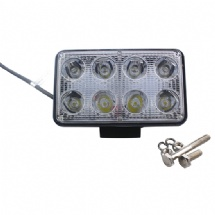 Wholesale Marine-Spotlights 7 inch 24W CREE LED Motorcycle led work light