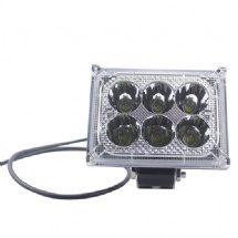 18w Led Light 5 inch High Lumen Led Truck Work Lights