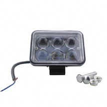 wholesale square 18w led driving lights 5inch led work light for Car