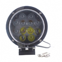 China manufacture 8inch 60w Crees led work light for 4WD 12v off road led for SUV ATV Jeep