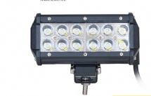 36w CREE led light bar